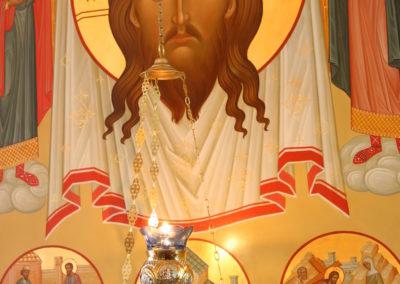 Käsittä tehty Kristus Pokrova Jorvas