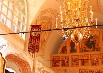 Pokrovan kirkko ja kattomaalaukset