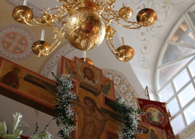 Pokrovan kirkon kruunu