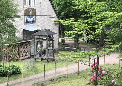 Pokrova Church and bells